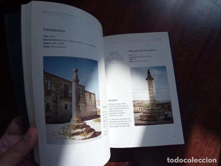 Libros antiguos: Monumentos menores en la provincia de Burgos. Inventario de picotas, rollos y cruceros. Santiago Tar - Foto 4 - 256023675