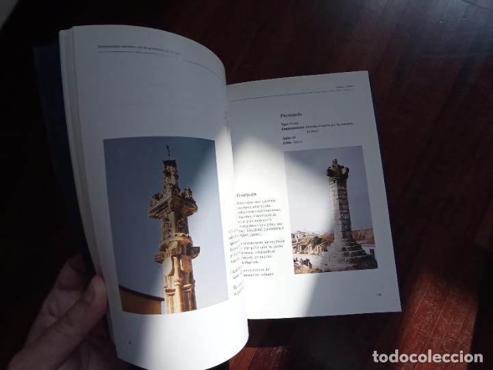 Libros antiguos: Monumentos menores en la provincia de Burgos. Inventario de picotas, rollos y cruceros. Santiago Tar - Foto 6 - 256023675
