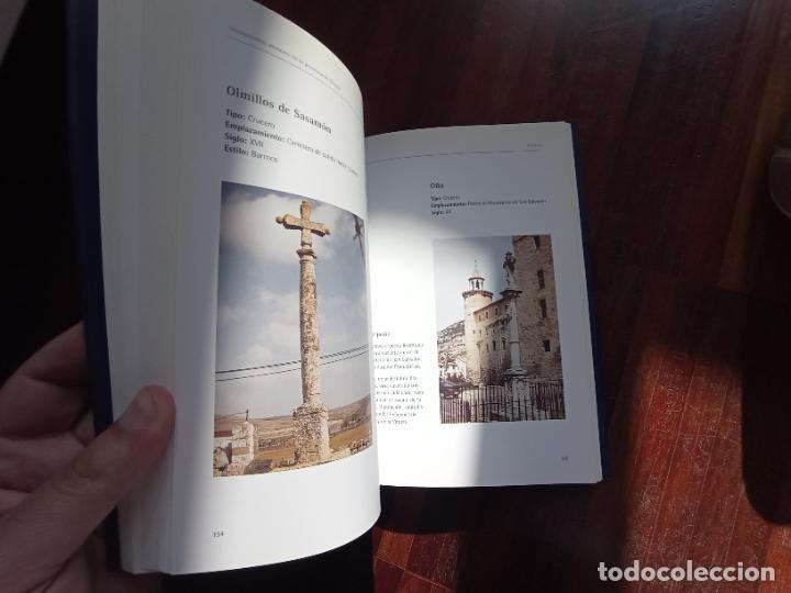 Libros antiguos: Monumentos menores en la provincia de Burgos. Inventario de picotas, rollos y cruceros. Santiago Tar - Foto 7 - 256023675