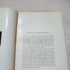 Libros antiguos: NOCIONS D' ARQUEOLOGIA SAGRADA CATALANA TOMÓ L. Lote 258028945