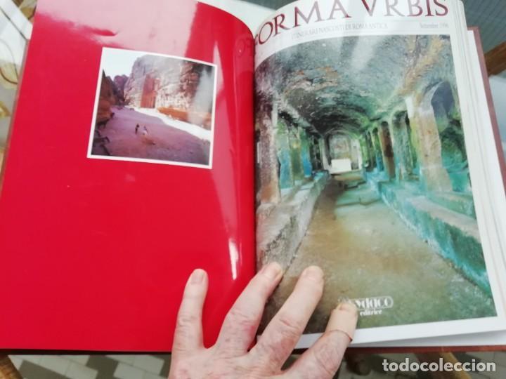 Libros antiguos: Forma urbis 8 volumenes en italiano - Foto 3 - 184165646