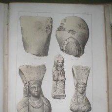 Libros antiguos: JUAN DE DIOS RADA Y DELGADO: ANTIGUEDADES DEL CERRO DE LOS SANTOS, TERMINO DE MONTEALEGRE (ALBACETE). Lote 265548679