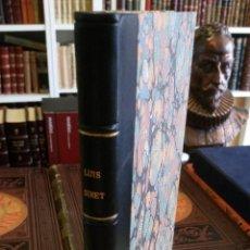 Libros antiguos: 1909 - LUIS SIRET - VILLARICOS Y HERRERÍAS. ANTIGÜEDADES PÚNICAS, ROMANAS, VISIGÓTICAS Y ÁRABES. Lote 266850744