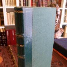 Libros antiguos: 1931 - BOIX - OBRAS ILUSTRADAS SOBRE ARTE Y ARQUEOLOGÍA DE AUTORES ESPAÑOLES PUBLICADAS EN EL XIX. Lote 266852404