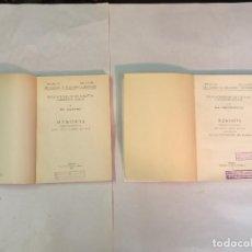 Libros antiguos: JUAN CABRÉ AGUILÓ: EXCAVACIONES LAS COGOTAS DE CARDEÑOSA: EL CASTRO Y LA NECRÓPOLI (1930 Y 1932). Lote 269984613