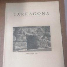 Libros antiguos: JOAQUÍN Mª NAVASCUÉS, TARRAGONA, IV CONGRESO INTERNACIONAL DE ARQUEOLOGÍA, 1929. Lote 277286003