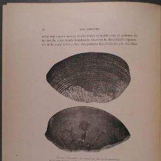 Libros antiguos: OBERMAIER, HUGO: YACIMIENTO PREHISTORICO DE LAS CAROLINAS (MADRID). 1917. Lote 288387843