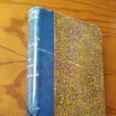 Libros antiguos: DICTIONNAIRE DEL' ARCHEOLOGIE (DICCIONARIO DE ARQUEOLOGIA) - ERNEST BOSC .1881 PARIS.. Lote 293276253