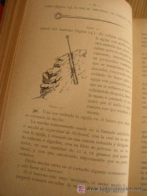 Libros antiguos: ELEMENTOS DE CARRETERAS Y FERROCARRILES(CONSTRUCCIÓN Y CONSERVACIÓN)-FRANCISCO PONTE Y BLANCO 1899 - Foto 2 - 25847899