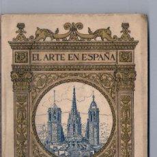 Libros antiguos: EL ARTE EN ESPAÑA-CATEDRAL DE BARCELONA-EDICION THOMAS-Nº 22-PATRONATO NACIONAL DE TURISMO.. Lote 26094411