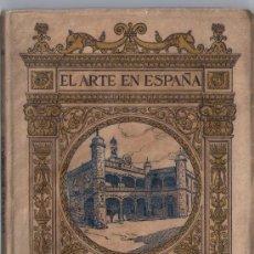 Libros antiguos: EL ARTE EN ESPAÑA-CIUDAD DE RODRIGO-EDICION THOMAS-Nº 13-PATRONATO NACIONAL DE TURISMO.. Lote 26094413