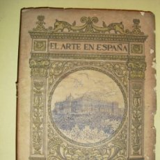 Libros antiguos: 1901-30 REAL PALACIO DE MADRID. Lote 22058601