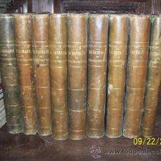 Libros antiguos: DICTIONNAIRE RAISONNE DE L'ARCHITECTURE. POR VIOLLET-LE-DUC. 1875.. Lote 26358613