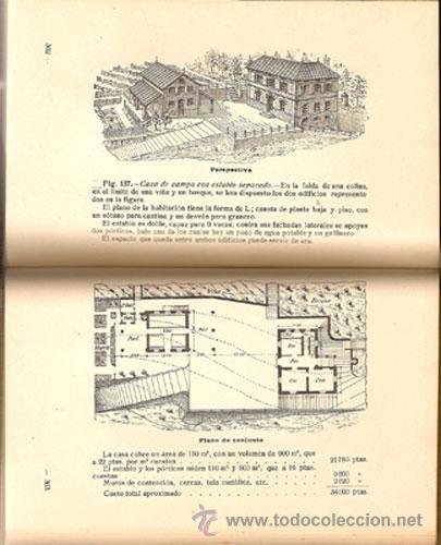 Libros antiguos: MODELOS DE EDIFICIOS ECONÓMICOS – AÑO 1922 - Foto 4 - 26763564
