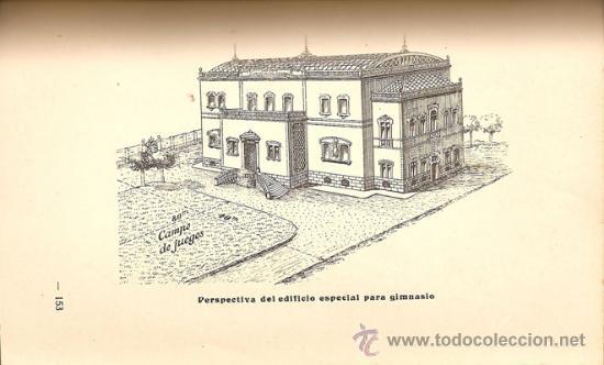 Libros antiguos: MODELOS DE EDIFICIOS ECONÓMICOS – AÑO 1922 - Foto 5 - 26763564