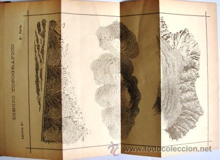 Libros antiguos: MANUAL DE DELINEANTES Y AUXILIARES DE INGENIERIA. VALLEJO ORTEGA, OBDULIO. PRIMERA EDICION, AGOTADA - Foto 4 - 28342226