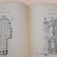 Libros antiguos: BARCELONA CA. 1891 LA CATEDRAL DE BARCELONA LIGERAS CONSIDERACIONES SOBRE SU BELLEZA ARQUITECTONICA . Lote 29905037