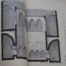 Libros antiguos: BARCELONA CA. 1890´S EL CLAUSTRO MONASTERIO SAN PEDRO DE LAS PUELLAS SANT PERE DE LES PUEL•LES . Lote 29905187