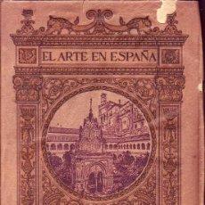 Libros antiguos: MONASTERIO DE GUADALUPE. CUARENTA Y OCHO ILUSTRACIONES CON TEXTO DE TORMO Y MONZÓ, ELÍAS. . Lote 30406075