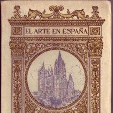 Libros antiguos: CATEDRAL DE LEÓN. CUARENTA Y OCHO ILUSTRACIONES CON TEXTO DE D. JUAN TORBADO Y FLOREZ. . Lote 30409617