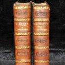 Libros antiguos: DESCRIZIONE DEL CAMPIDOGLIO DE RIGHETTI PIETRO. 2 VOLUMI. 1833 E 1836. DI MUSEO!. Lote 30412909