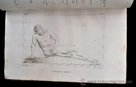 Libros antiguos: DESCRIZIONE DEL CAMPIDOGLIO DE RIGHETTI PIETRO. 2 VOLUMI. 1833 e 1836. di museo! - Foto 31 - 30412909