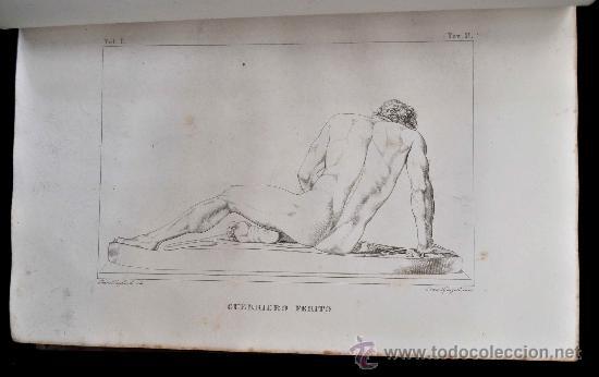 Libros antiguos: DESCRIZIONE DEL CAMPIDOGLIO DE RIGHETTI PIETRO. 2 VOLUMI. 1833 e 1836. di museo! - Foto 30 - 30412909