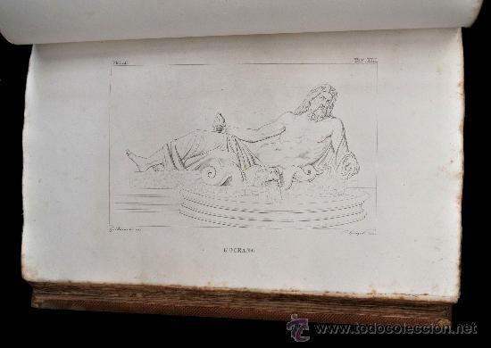 Libros antiguos: DESCRIZIONE DEL CAMPIDOGLIO DE RIGHETTI PIETRO. 2 VOLUMI. 1833 e 1836. di museo! - Foto 14 - 30412909