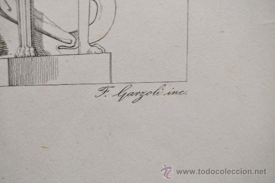 Libros antiguos: DESCRIZIONE DEL CAMPIDOGLIO DE RIGHETTI PIETRO. 2 VOLUMI. 1833 e 1836. di museo! - Foto 20 - 30412909