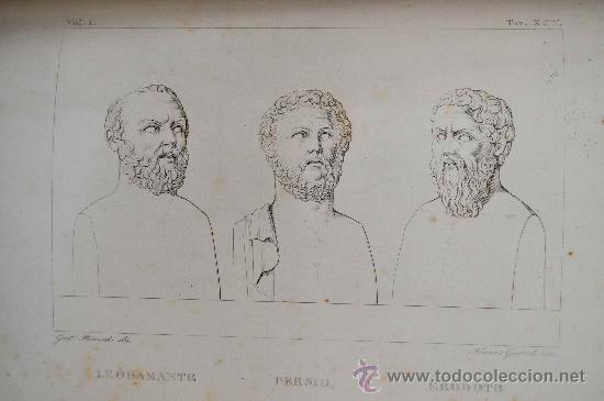 Libros antiguos: DESCRIZIONE DEL CAMPIDOGLIO DE RIGHETTI PIETRO. 2 VOLUMI. 1833 e 1836. di museo! - Foto 19 - 30412909