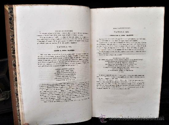 Libros antiguos: DESCRIZIONE DEL CAMPIDOGLIO DE RIGHETTI PIETRO. 2 VOLUMI. 1833 e 1836. di museo! - Foto 43 - 30412909