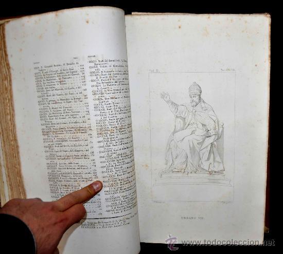 Libros antiguos: DESCRIZIONE DEL CAMPIDOGLIO DE RIGHETTI PIETRO. 2 VOLUMI. 1833 e 1836. di museo! - Foto 11 - 30412909