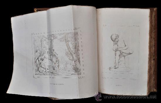 Libros antiguos: DESCRIZIONE DEL CAMPIDOGLIO DE RIGHETTI PIETRO. 2 VOLUMI. 1833 e 1836. di museo! - Foto 8 - 30412909
