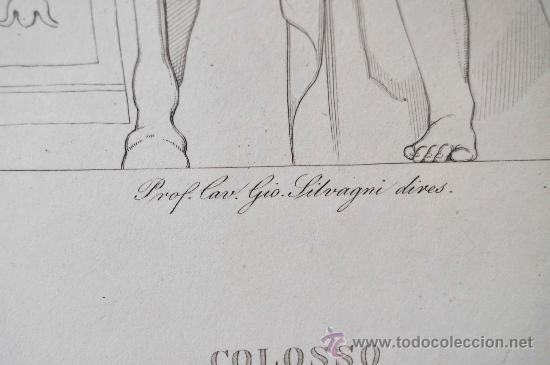 Libros antiguos: DESCRIZIONE DEL CAMPIDOGLIO DE RIGHETTI PIETRO. 2 VOLUMI. 1833 e 1836. di museo! - Foto 4 - 30412909
