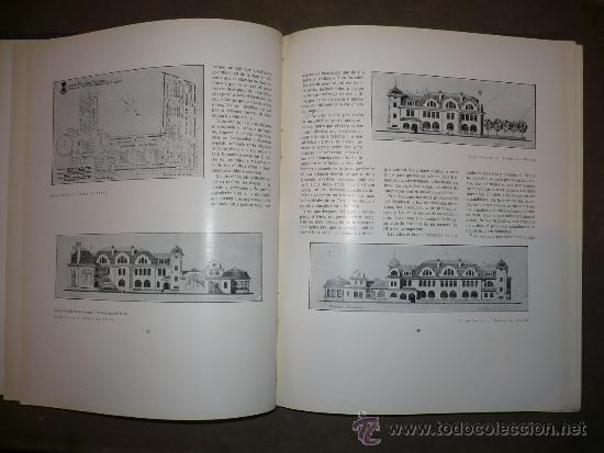 Libros antiguos: La Arquitectura Moderna en Bilbao. 1924. - Foto 3 - 30932386