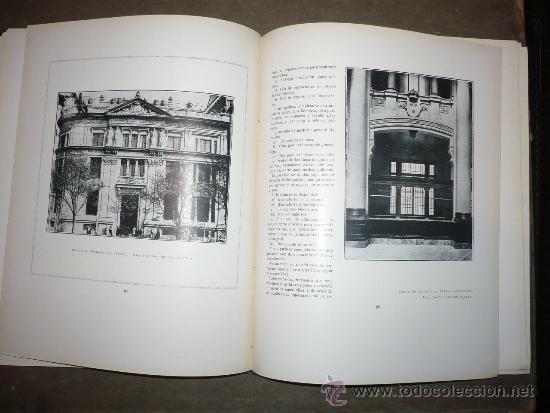 Libros antiguos: La Arquitectura Moderna en Bilbao. 1924. - Foto 5 - 30932386