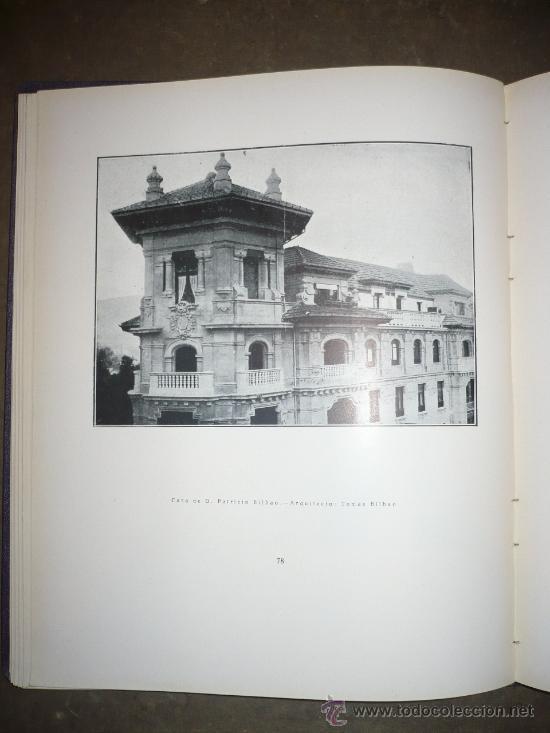 Libros antiguos: La Arquitectura Moderna en Bilbao. 1924. - Foto 6 - 30932386