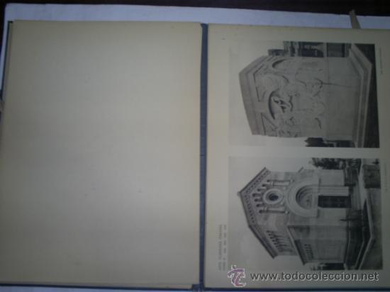 Libros antiguos: Arte Funeraria Italiana 30 Tavole Serie Seconda Editrice D'Arte Bestetti & Tumminelli 1920 RM56836-V - Foto 3 - 31355918