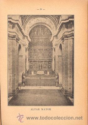 Libros antiguos: GUÍA HISTÓRICA Y DESCRIPTIVA SAN LORENZO DE EL ESCORIAL– Año 1907 - Foto 5 - 31411630
