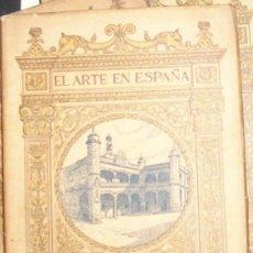 Libros antiguos: ARTE EN ESPAÑA. EDICION THOMAS. CIUDAD RODRIGO. Lote 31892351