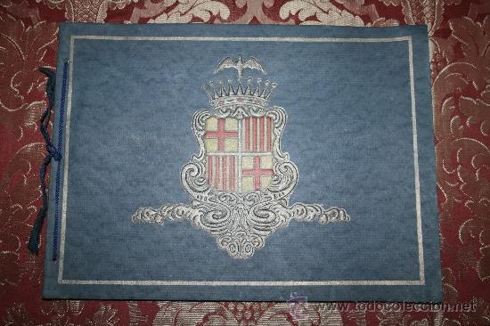 1897- PRECIOSO ÁLBUM 'EDIFICIOS ESPECIALES PARA LA PROPIEDAD INDIVIDUAL DE PISOS' POMAR HNOS (Libros Antiguos, Raros y Curiosos - Bellas artes, ocio y coleccion - Arquitectura)