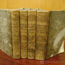 Libros antiguos: DICCIONARIO DE ARTES Y MANUFACTURAS, DE AGRICULTURA, DE MINAS. 1856 – 57, 4 TOMOS . Lote 32332776