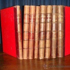 Libros antiguos: ARQUITECTURA Y CONSTRUCCION. 1902-1905 Y 1908-1911, 8 TOMOS, REVISTA MENSUAL . Lote 32332949