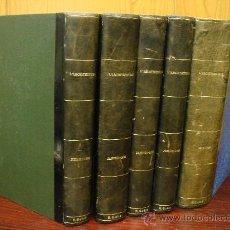 Libros antiguos: L' ARCHITECTURE, 1934-37, 5 TOMOS, REVISTA MENSUAL . Lote 32451017