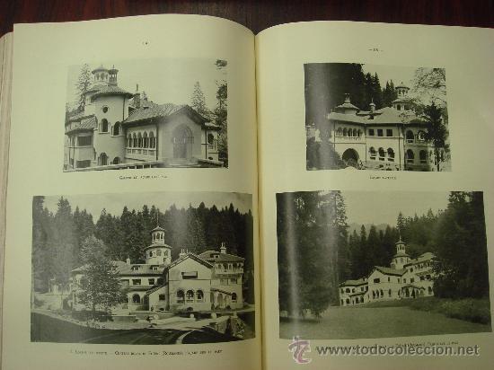 Libros antiguos: L ARCHITECTURE, 1934-37, 5 Tomos, revista mensual - Foto 7 - 32451017