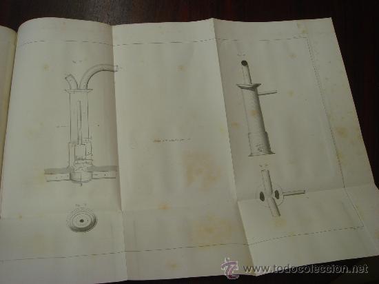 Libros antiguos: CALENTAMIENTO Y VENTILACION DE EDIFICIOS. 1868, - Foto 4 - 32705725