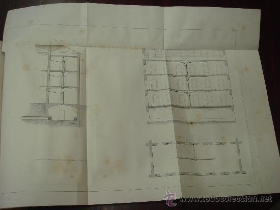 Libros antiguos: CALENTAMIENTO Y VENTILACION DE EDIFICIOS. 1868, - Foto 5 - 32705725