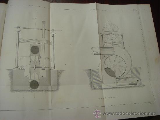 Libros antiguos: CALENTAMIENTO Y VENTILACION DE EDIFICIOS. 1868, - Foto 7 - 32705725