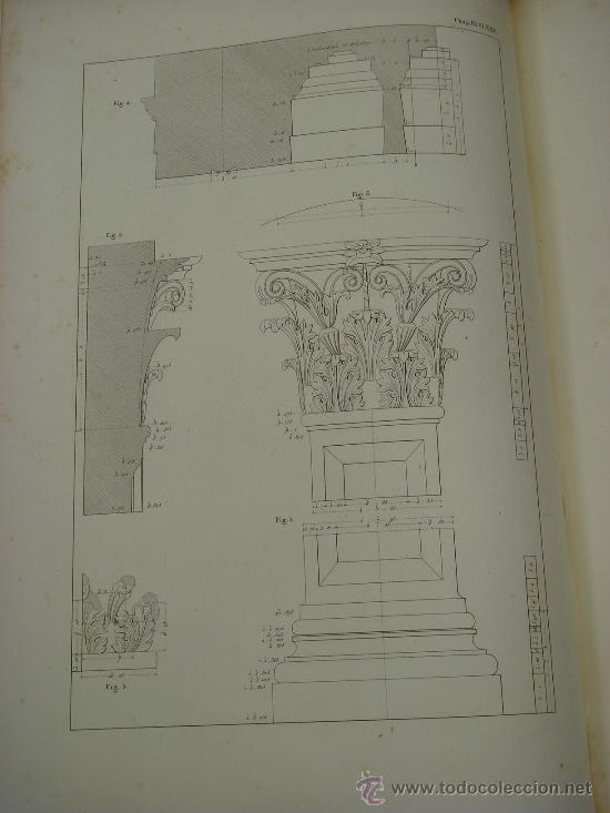 Libros antiguos: THE ANTIQUITIES OF ATHENS, 1825-30, 4 Vol., Measured And Delineated By J. Stuart F.R.S. F.S.A., - Foto 30 - 32786099
