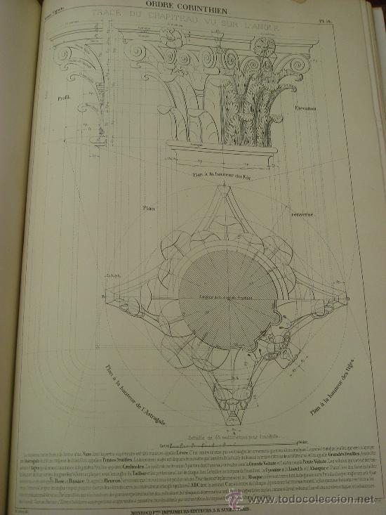 Libros antiguos: REGOLA DELLI CINQUE ORDINI D'ARCHITETTURA, 1773, I.Barozzio da Vignola - Foto 5 - 32785815